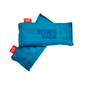 SmellWell Sensitive XL Freshener Inserts for Shoes and Gear blue